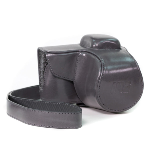 MegaGear Samsung NX3000 Ever Ready Leather Camera Case with