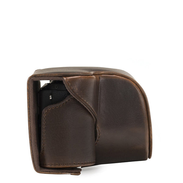 MegaGear Samsung NX500 Ever Ready Leather Camera Case with