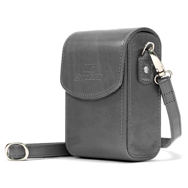 MegaGear Samsung WB350F Leather Camera Case with Strap -