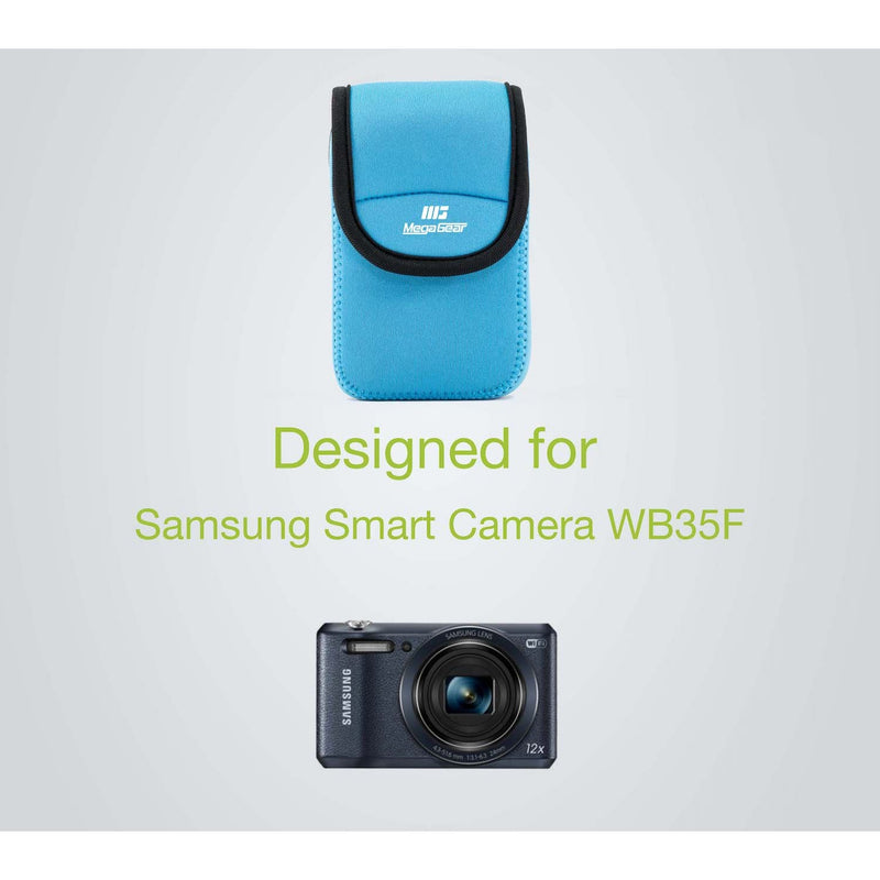MegaGear Samsung WB35F WB350F Ultra Light Neoprene Camera