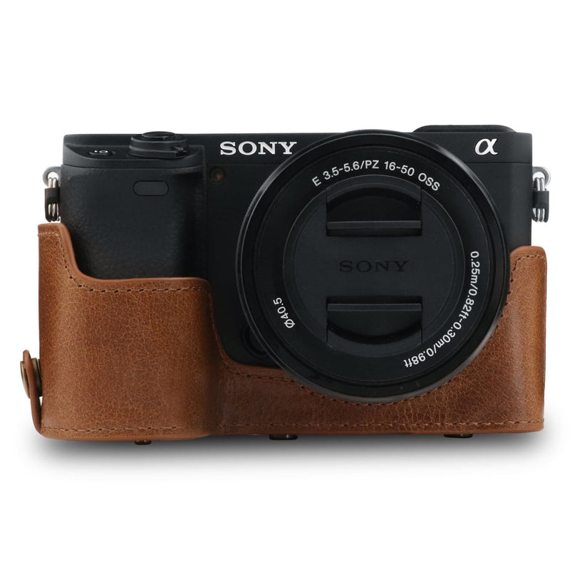 MegaGear Sony Alpha A6400 A6100 (16-50mm) Ever Ready Genuine