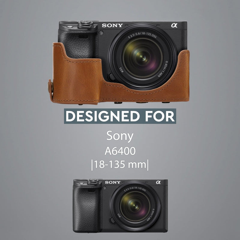 MegaGear Sony Alpha A6400 A6100 (18-135mm) Ever Ready