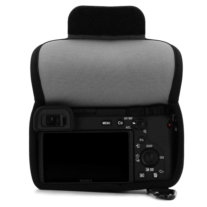 MegaGear Sony Alpha A6600 (18-135mm) Ultra Light Neoprene