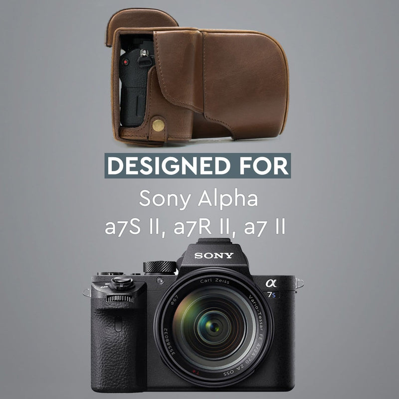 MegaGear Sony Alpha A7S II A7R A7 (28-70mm) Ever Ready
