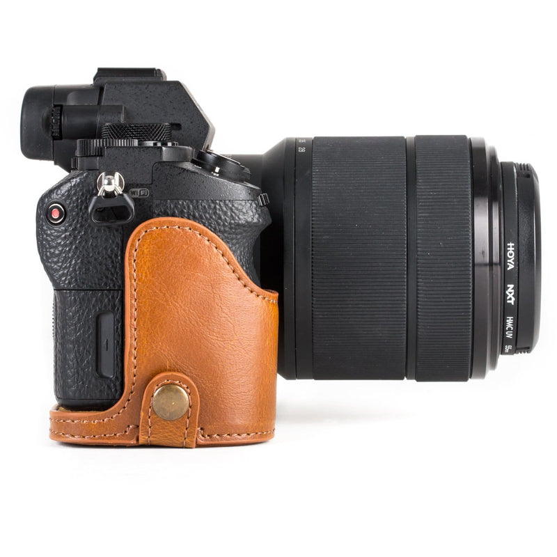 MegaGear Sony Alpha A7S II A7R A7 Ever Ready Leather Camera