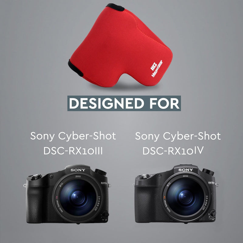 MegaGear Sony Cyber-shot DSC-RX10 IV III Ultra Light