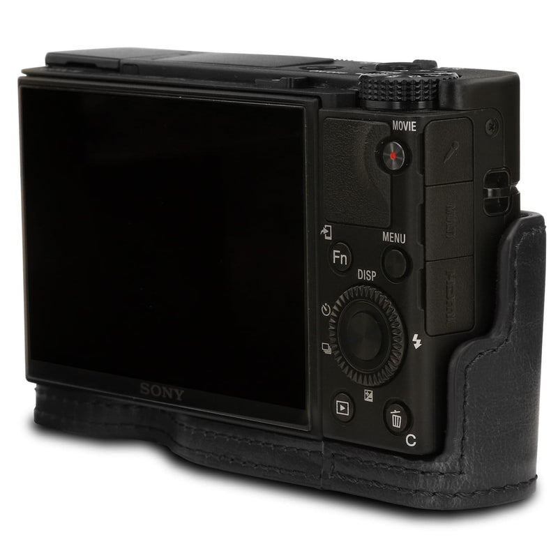 MegaGear Sony Cyber-shot DSC-RX100 VII Ever Ready Leather