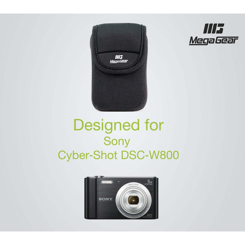 MegaGear Sony Cyber-shot DSC-W800 Ultra Light Neoprene