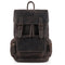 MegaGear Valley Handmade Real Leather Backpack - Chestnut