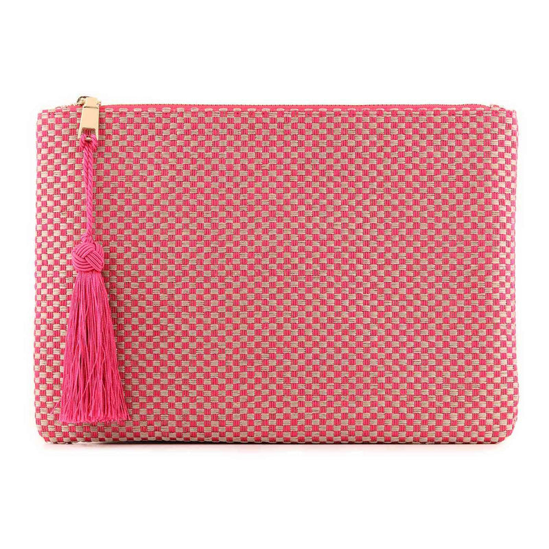 Otto Angelino Designer Women - Bohemian Clutch Purse -