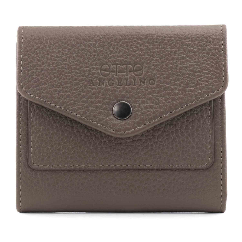 Otto Angelino Genuine Leather Envelope Style Wallet