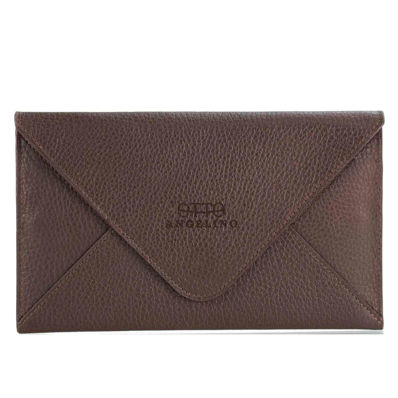 Otto Angelino Genuine Leather Wallet - Multiple Slots Money