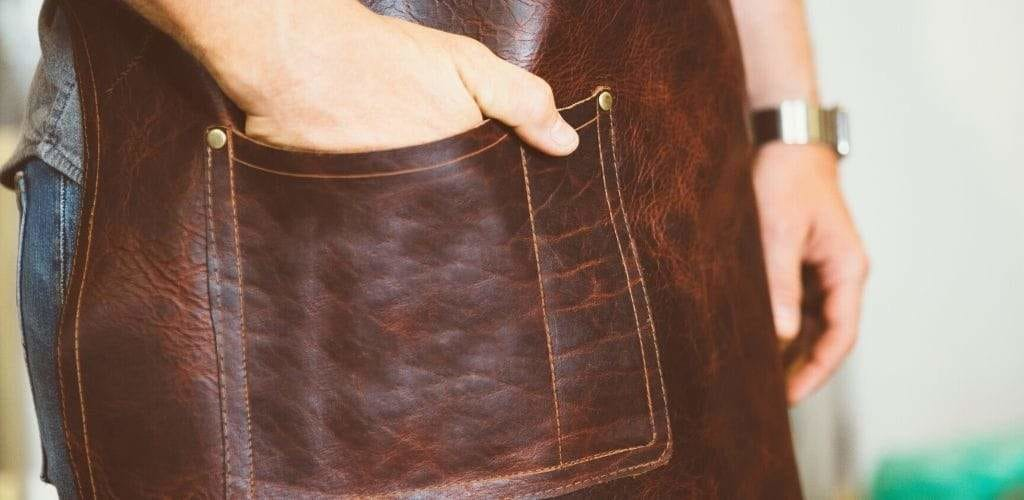 Caring For Your Leather Apron
