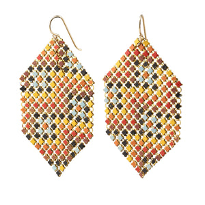 Festival Earrings by Maral Rapp