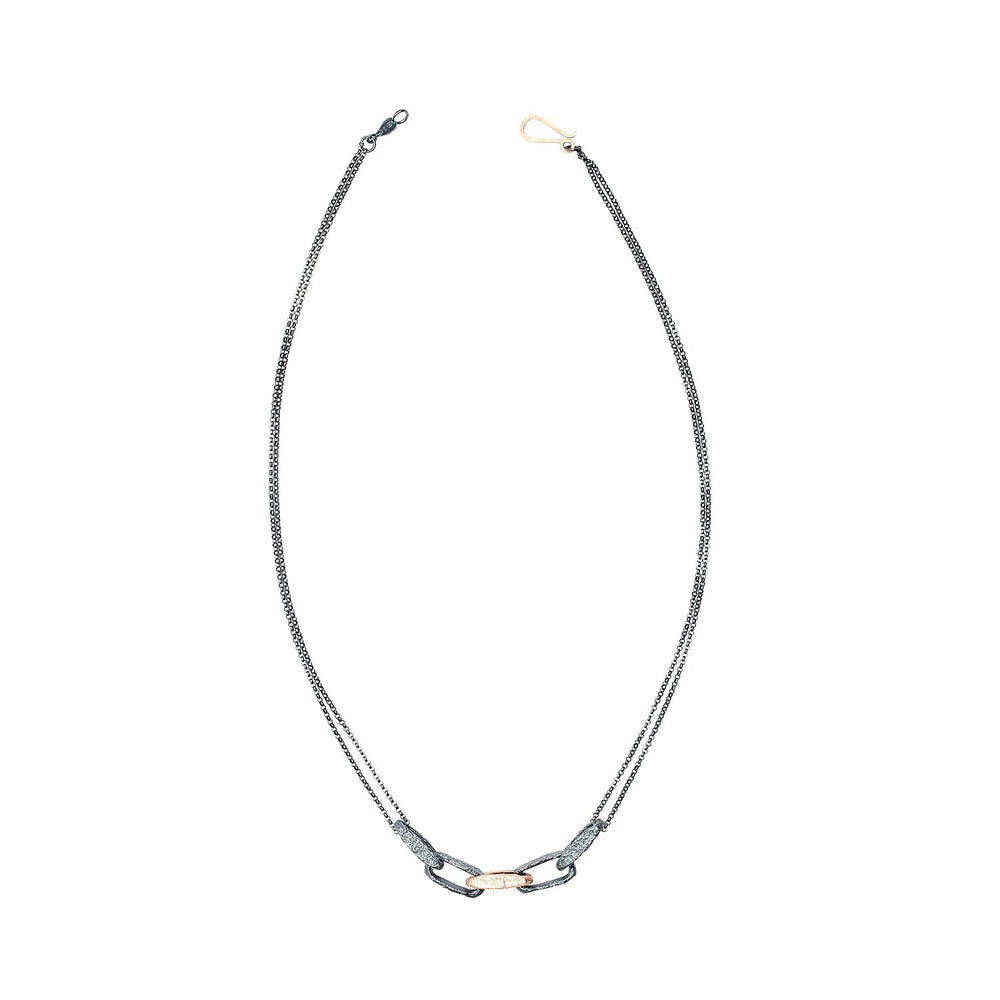 5 Link Desi Necklace by Betsy Barron Jewellery