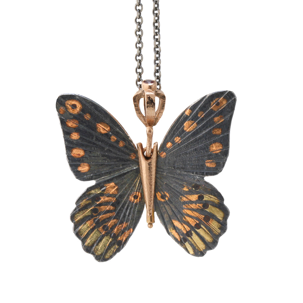 Goliath Butterfly Necklace