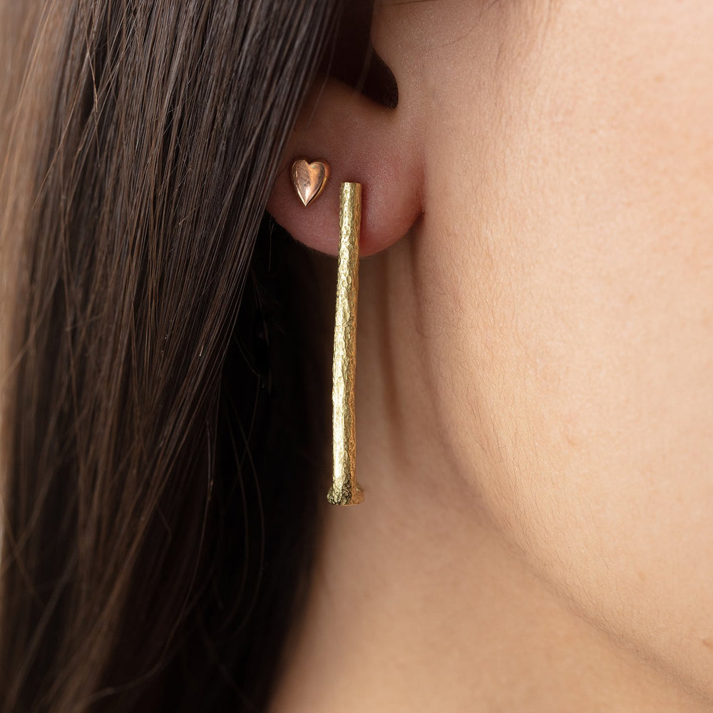 Tallboy Hoop by Betsy Barron Jewellery