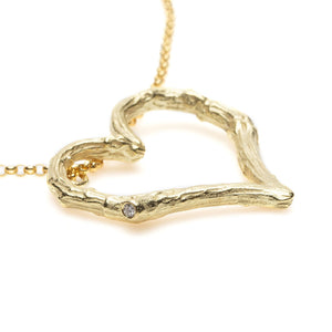 Elio Necklace - Yellow