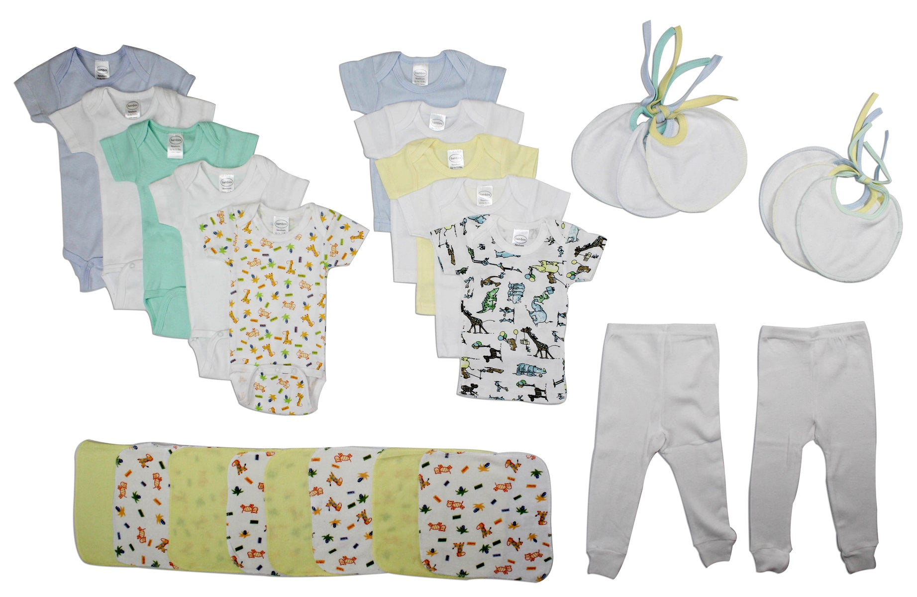 Boys' 26 Piece Layette Set