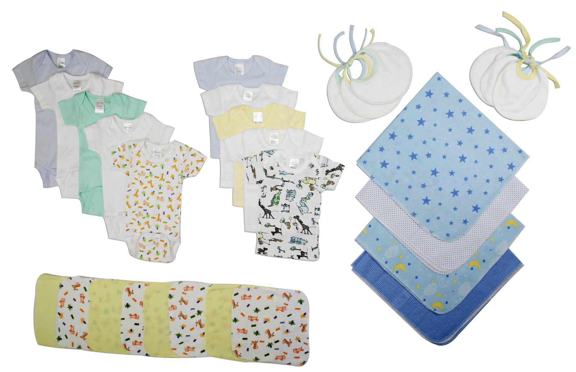 Boys' 28 Piece Layette Set