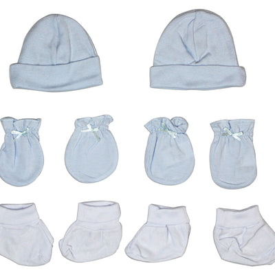 Bambini Boys 6 Piece Layette Set