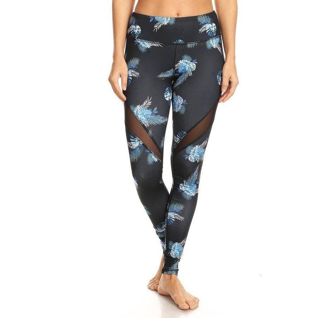 Kaylee Slims Prestige Fitness Leggings-Yoga Pants - Bak2Bay6Store