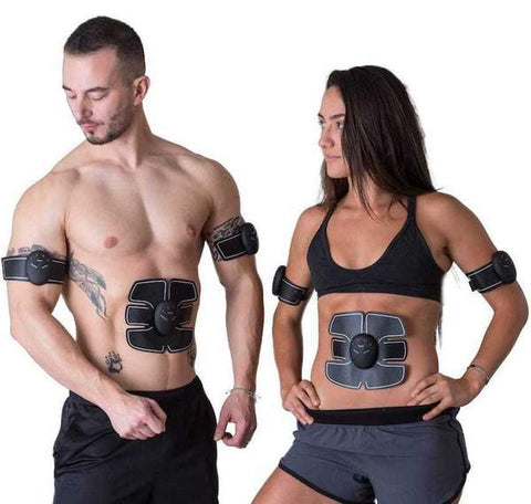 The ABS Stimulator Toning Belt (Complete Set)