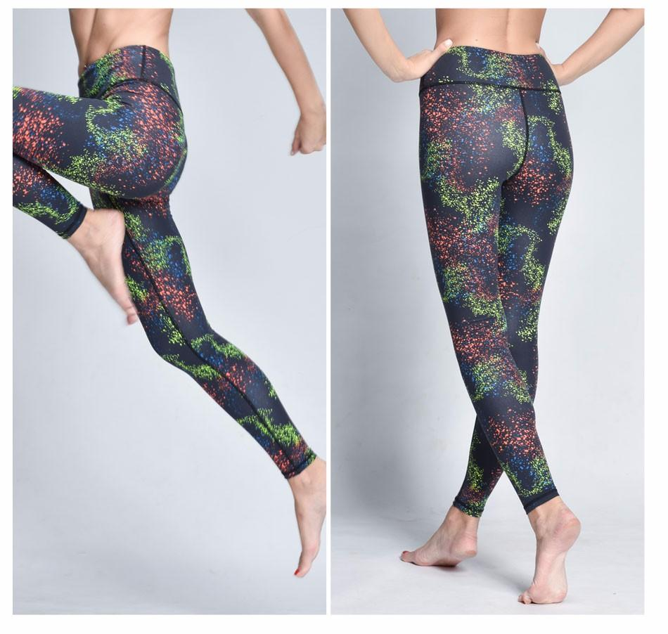 Arezzo Full Length Leggings - Yoga Pants/ Available in PLUS Size - Bak2Bay6Store