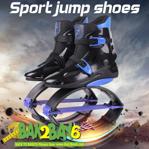 Sport Jumping Shoes - Latest Craze! - Bak2Bay6Store