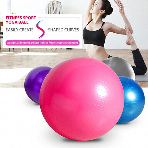 75CM PVC Explosion-Proof Yoga/Gym Ball