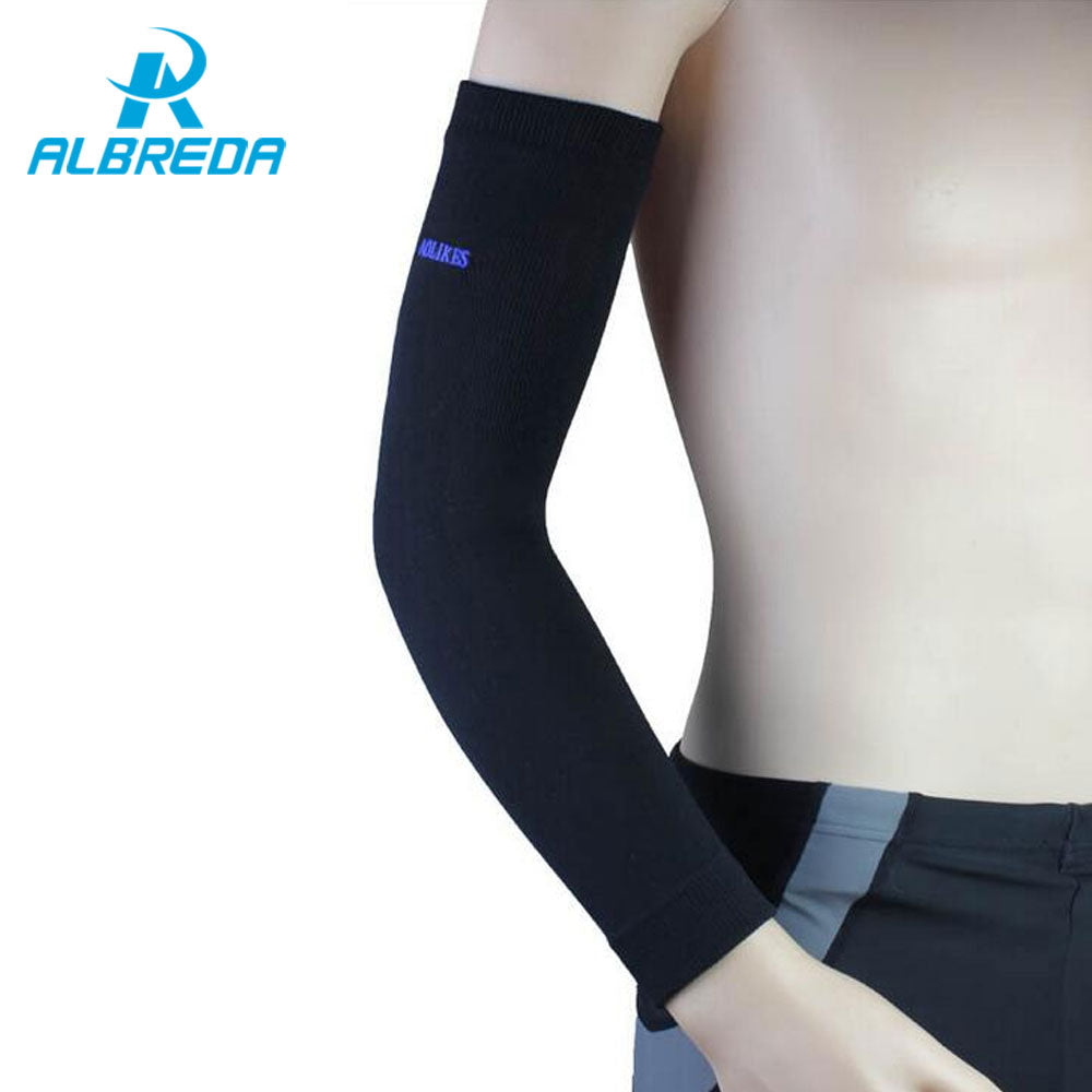 ALBREDA 1pc Highly Elastic Arm Sleeve/Protector