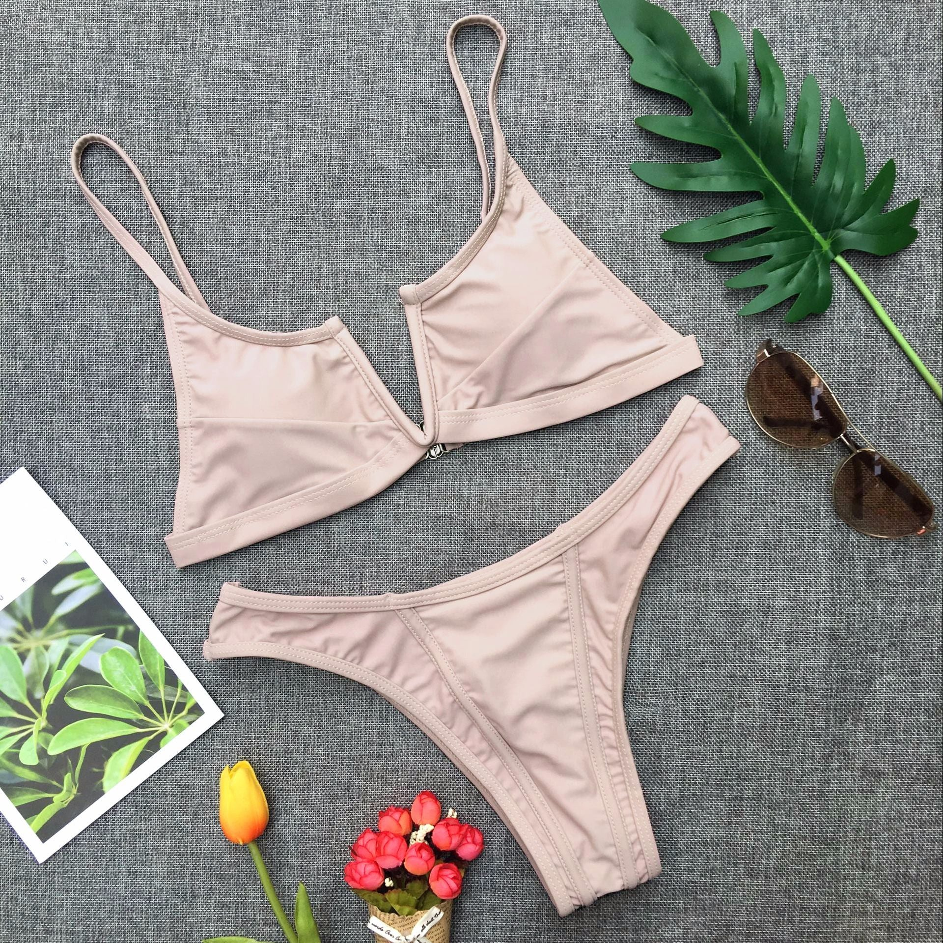 Rho Bikini Set by Designer Ariel Sarah - HOT!!