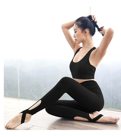 Women's Quick-Dry 2Pcs Yoga Sport Suit