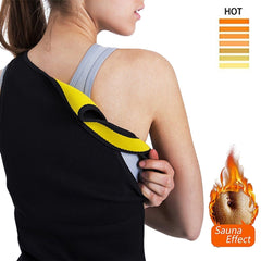 Neoprene Slimming Sweat Vest for Men & Women-PLUS Size Available
