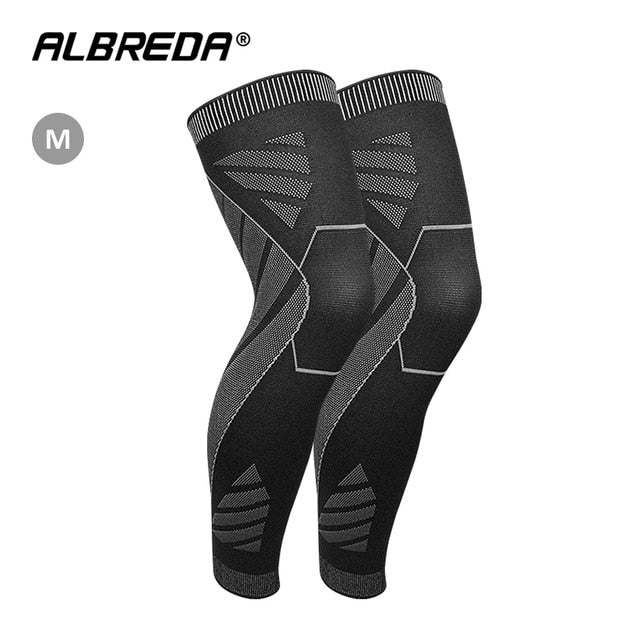 2 Pieces Professional High Compression Leg Sleeves