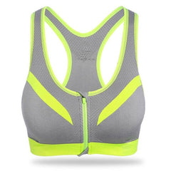 Racerback Padded Sports Bra for Active Women - Bak2Bay6Store
