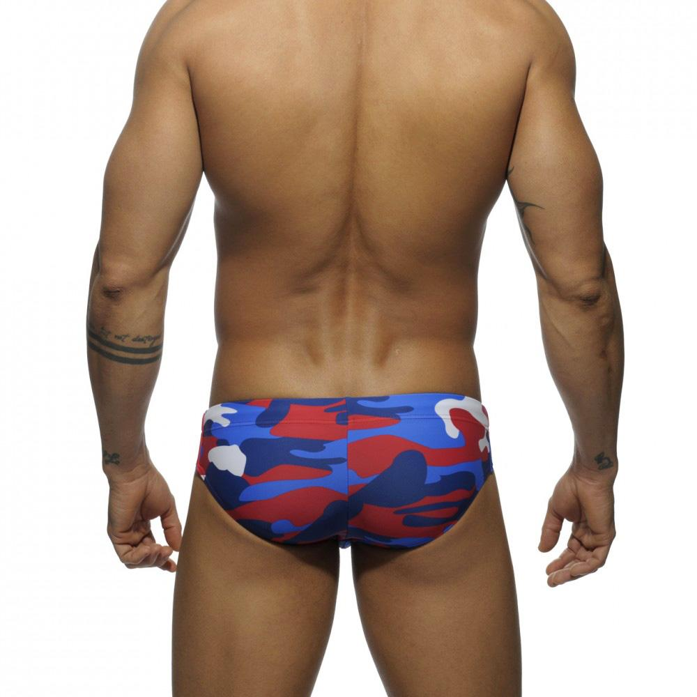 New Sexy Camouflage Swimming Trunks - Bak2Bay6Store