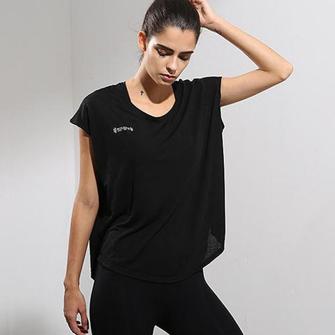 Quick Dry Yoga/Training Top - Bak2Bay6Store