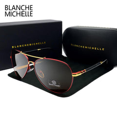 BM Anti-Reflective UV400 Polarized Sports Sunglasses - Bak2Bay6Store