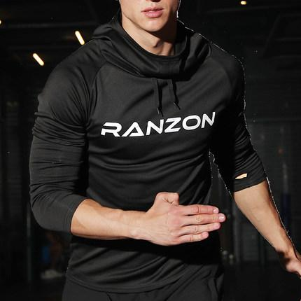 Hooded Training Shirts- Available in PLUS Size - Bak2Bay6Store