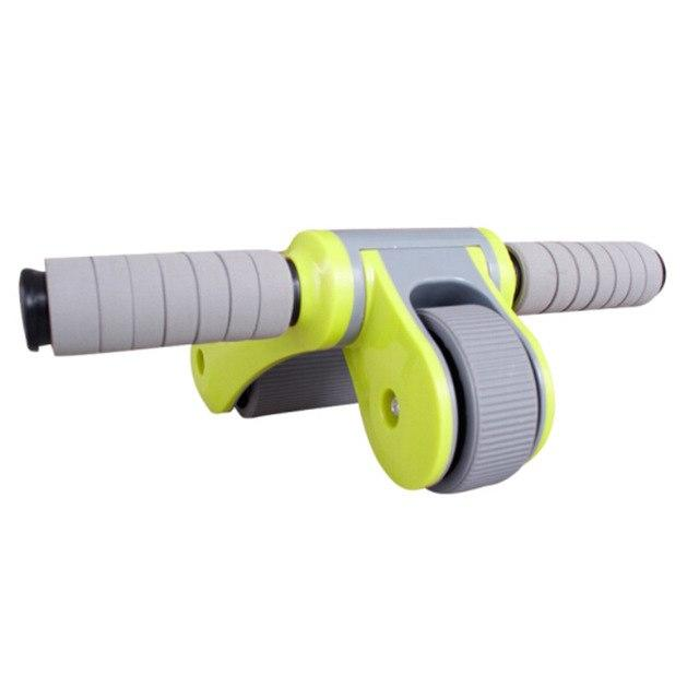 POVIT Abdominal Muscle Trainer Exercise Roller - Bak2Bay6Store