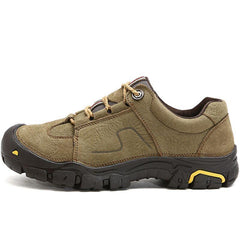 Lazio Leather Hiking Shoes - Bak2Bay6Store