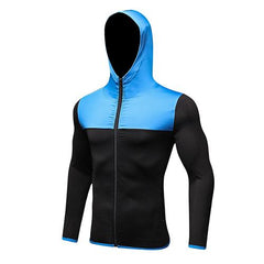 Mens Compression Sports Jacket-Available in PLUS Size - Bak2Bay6Store