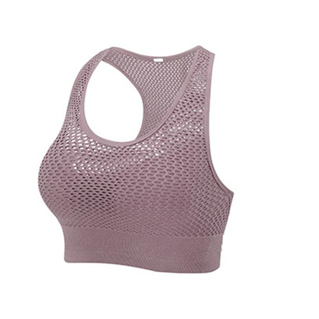 High Impact Shockproof Padded Sports Top - Bak2Bay6Store