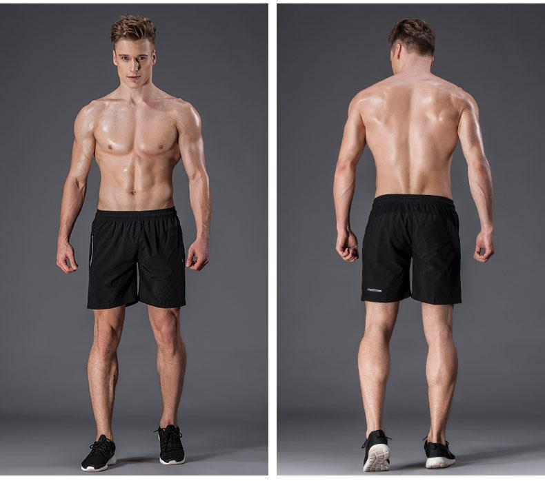 Breathable Fitness/Gym Shorts- Available in PLUS SIZE - Bak2Bay6Store