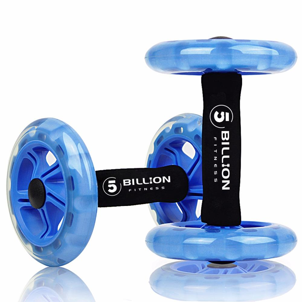 Wheels Abdominal Exercise - Bak2Bay6Store