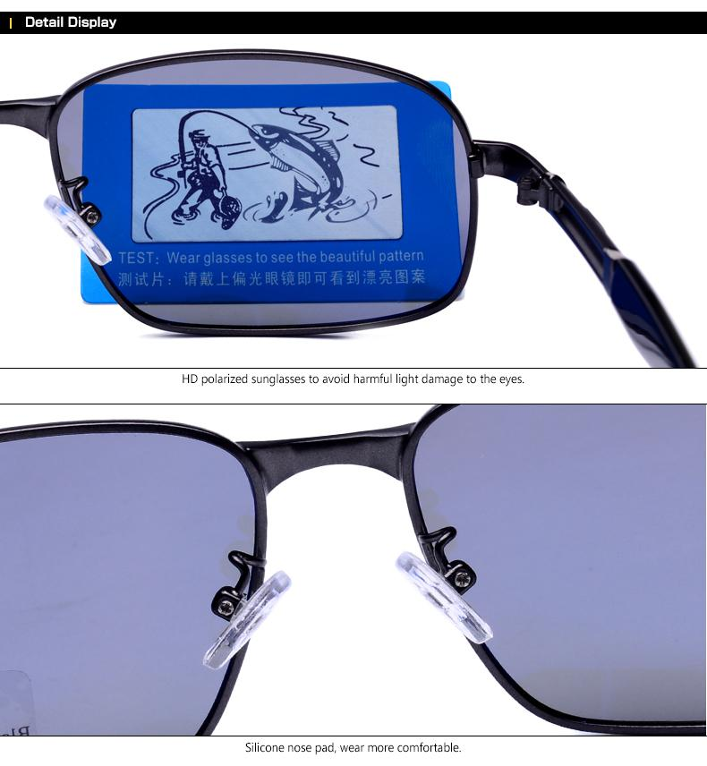 New UV400 Anti-Glare Polarized Sports Sunglasses - Bak2Bay6Store