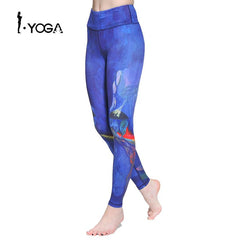 Push Up Athletic Leggings - Yoga Pants - Bak2Bay6Store