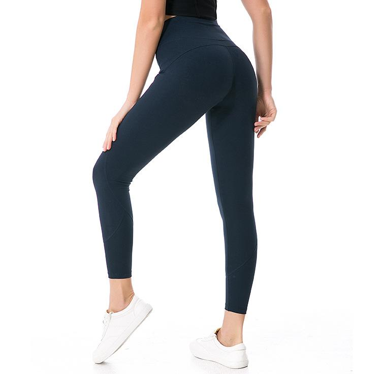 Sculpting High Waist Compression Leggings for Fitness or Yoga- Available in XL - Bak2Bay6Store