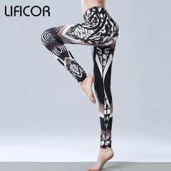 Dri-Fit  Yoga/Fitness Leggings - Bak2Bay6Store